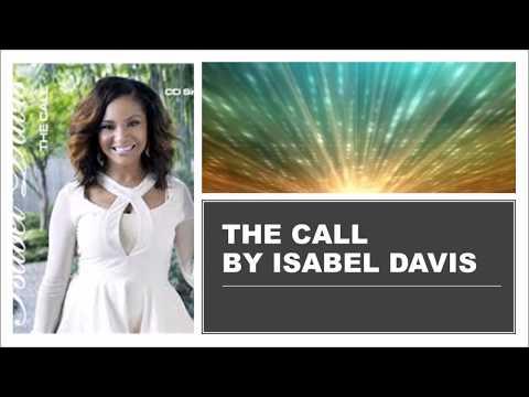 Instrumental w/Lyrics The Call by Isabel Davis-