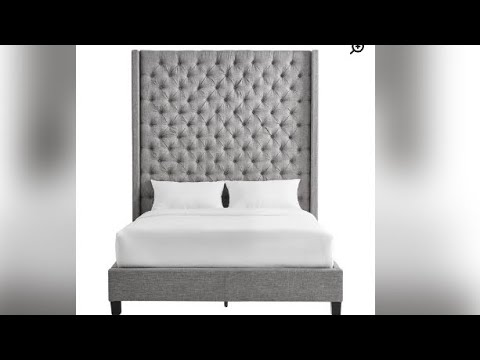 WAYFAIR Upholstered Bed REVIEW