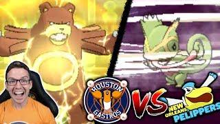 This Match Was INSANE! Metronome Battle Fed vs PokeMEN - Week 5
