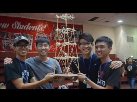 Earthquake Design Competition by Civil Engineering Club, INTI International University