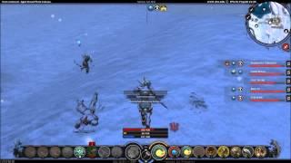 darkfall: unholy wars gameplay pvp