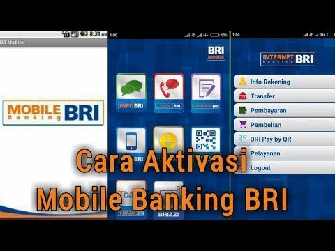 cara aktifkan mobile banking bni di hp.