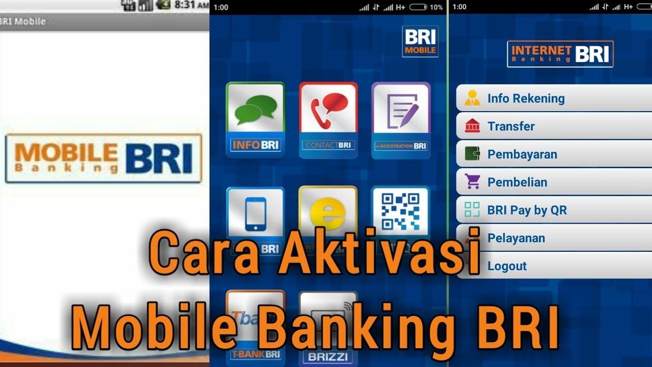 M Banking Bri