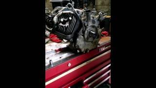 how to rebuild a 2009 yamaha jr6 golf cart engine