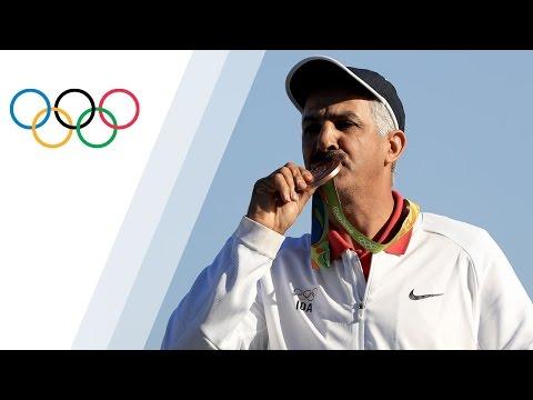 Independent Olympic Athlete wins Skeet bronze