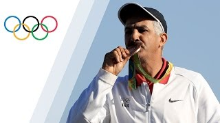 Independent Olympic Athlete wins Skeet bronze