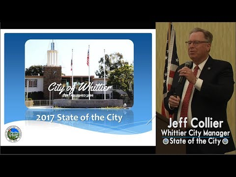 Whittier's State of the City - 2017