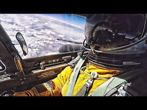 U-2 Dragon Lady Spy Plane • Pilot Prep & Takeoff/Landing