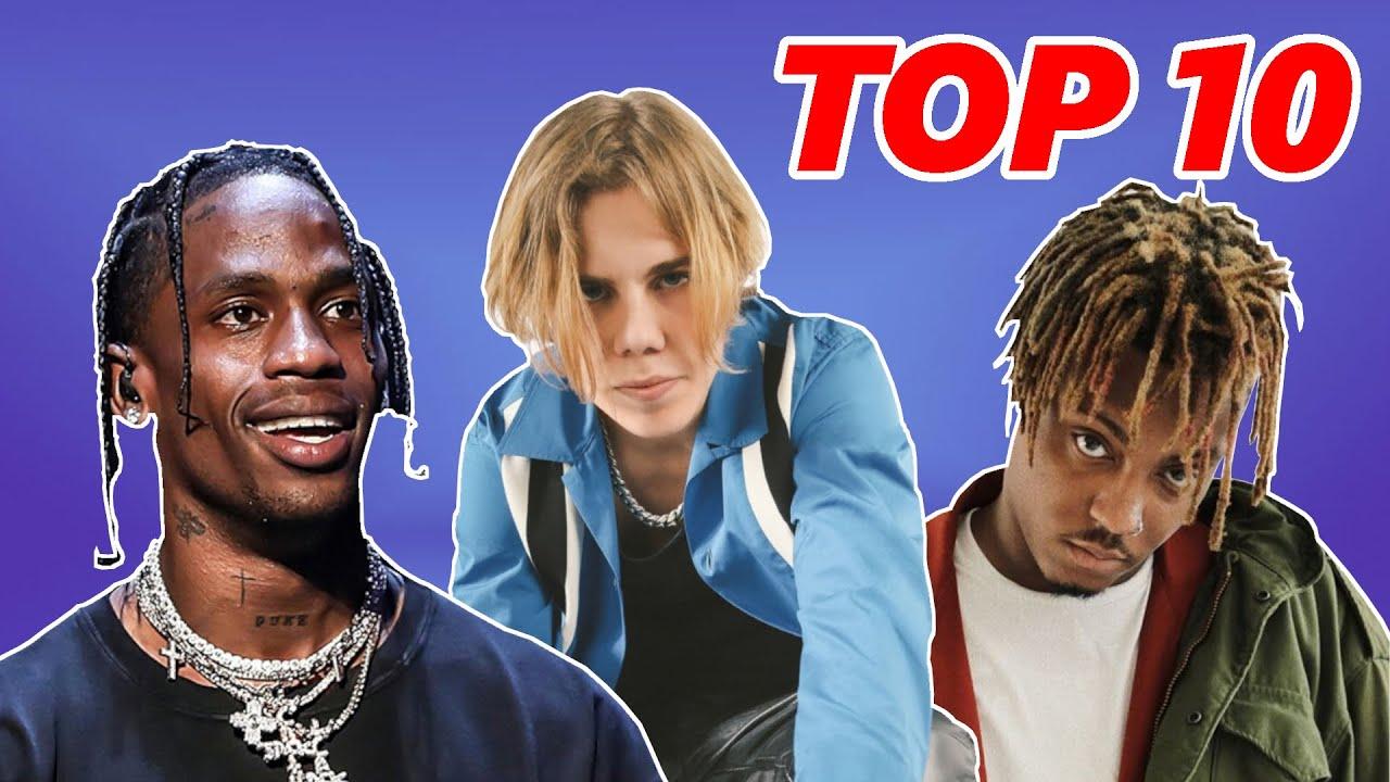 TOP 10 KEDVENC RAPPEREM