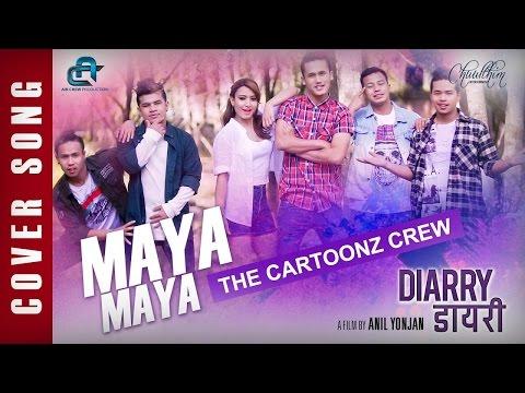 The Cartoonz Crew | MAYA MAYA SONG (Audio)