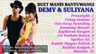 Duet Manis Banyuwangi DEMY & SULIYANA