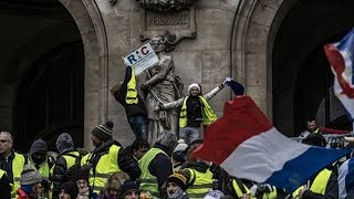 MACRON considers MIGRANT QUOTAS to quell YELLOW VEST UPRISING!!!