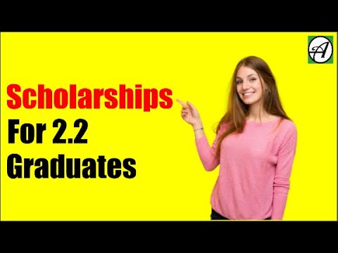 Top 10 Scholarships for Second Class Lower 2 2 Graduates