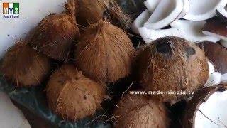 Coconut Water Variety  | Lokhande Marg  | MUMBAI STREET FOOD | 4K VIDEO | UHD VIDEO street food