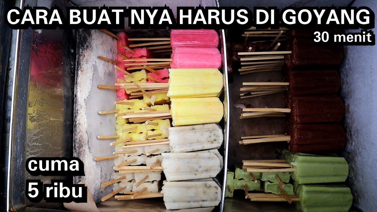 CUMA 5RIBU - BUAT NYA HARUS DI GOYANG BIAR JADI ft. KUBILER- JAKARTA STREET FOOD