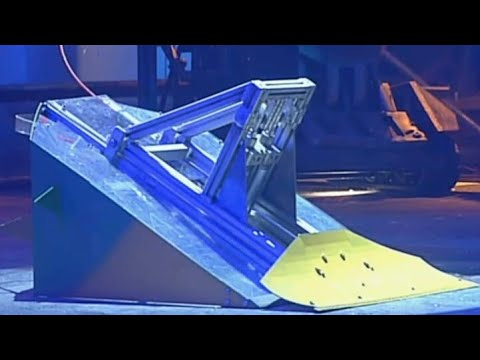 Ripper - Series 7 All Fights - Robot Wars - 2003