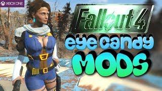 Fallout 4 Clothing Mods (XB1) Autumn 111 Jumpsuits (CBBE Curvy)