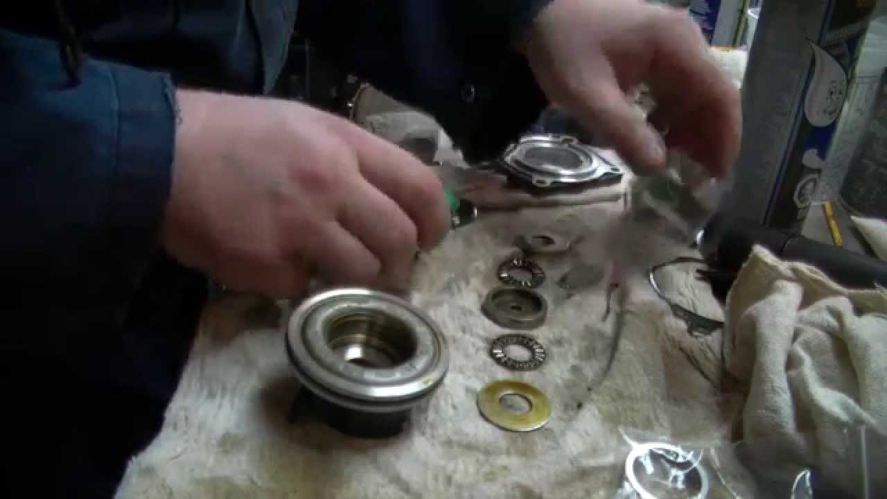 Diy Bmw Vanos Rebuild E46 Youtube