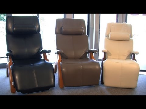 The Perfect Chair, Zero Gravity Ergonomic Recliner