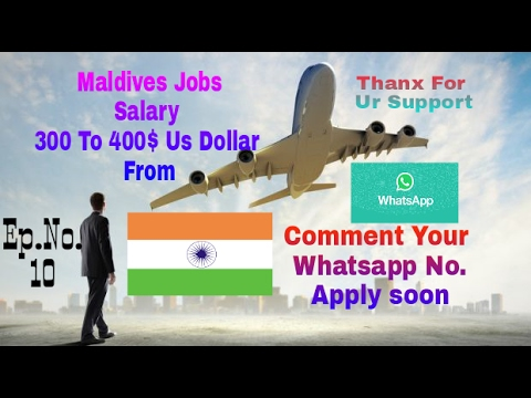 Job At Maldives And Motivation Info-Tips For Applying Jobs At Abroad Country from Our Agency