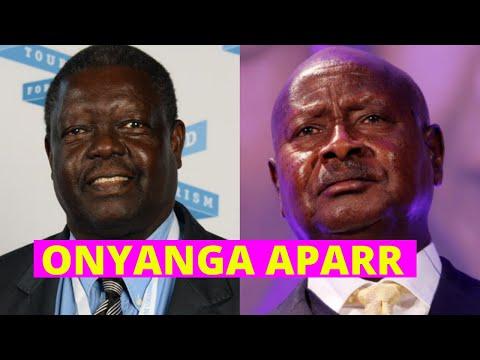 BWIINO ku mugenzi Christopher Onyanga Aparr (RIP) abadde ambassador wa Uganda mu UN