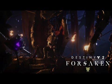 Destiny 2: Forsaken Launch Day Trailer | The Last Guardian