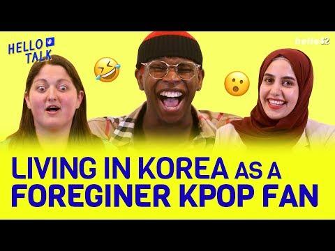 Living In Korea As A Kpop Fan | Hello Talk