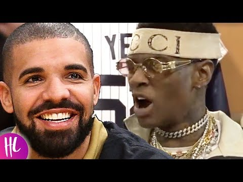 Drake Reacts To Soulja Boy Calling Him Out In New Video | Hollywoodlife