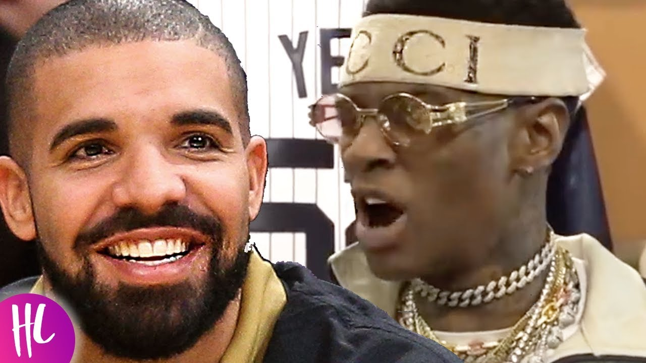 Drake Reacts To Soulja Boy Calling Him Out In New Video