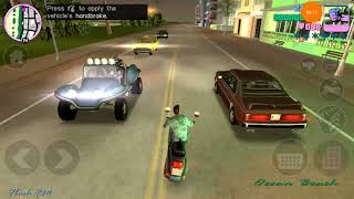 GTA Vice City Android - Gameplay