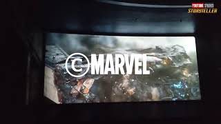 EPIC AVENGERS ASSEMBLE REACTION IN THEATER 1080p HD