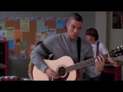Glee Sweet Caroline