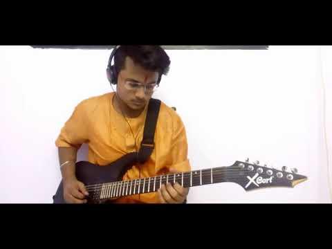 Deva Shree Ganesha Guitar Instrumental Cover   Agneepath   Shubham Joshi