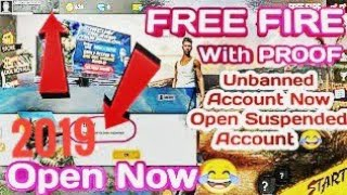 How to fix garena free fire instant ban error easy must
