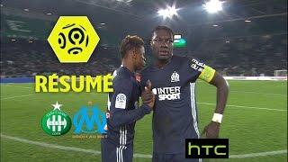 Video Gol Pertandingan Saint-Etienne vs Olympique Marseille