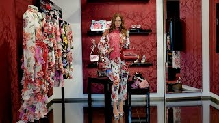 Изящный женский образ от Dolce&Gabbana, review
