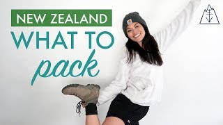 8 CLOTHING ESSENTIALS for NEW ZEALAND TRAVEL