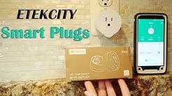Etekcity Smart Plug Mini w/ Night Light & Smart Light Switch