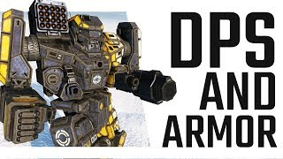 DPS and Armor! The Buffed Banshee BNC-3S - Mechwarrior Online The Daily Dose #463