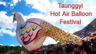 Taunggyi Hot Air Balloon Festival