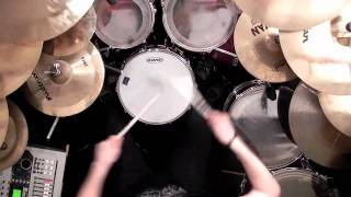 [Tim Zuidberg] Pursuit of Vikings - Amon Amarth - Drumcover