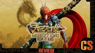 MONKEY KING: HERO IS BACK - PS4 REVIEW (Video Game Video Review)