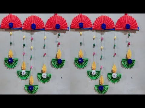 DIY : Paper Diya Wall Hanging/diy art and craft/Wall Decoration ideas/Art Gallery