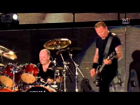 Metallica - Ride the Lightning (Live, Gothenburg July 3. 2011) [HD]