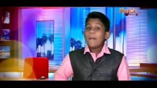 Kavipukale Badusha - Isha Then Bahar Manjeri Media One pathinalam ravu Winner - Om karuvarakkundud