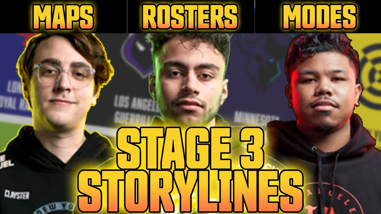 The Biggest STORYLINES of STAGE 3 | Everything You Need to Get you Set for COD League Stage 3!