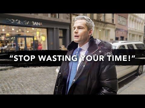 STOP WASTING TIME ON THINGS YOU CAN'T CONTROL | Ryan Serhant Vlog #51