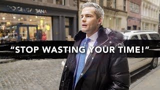 STOP WASTING TIME ON THINGS YOU CAN