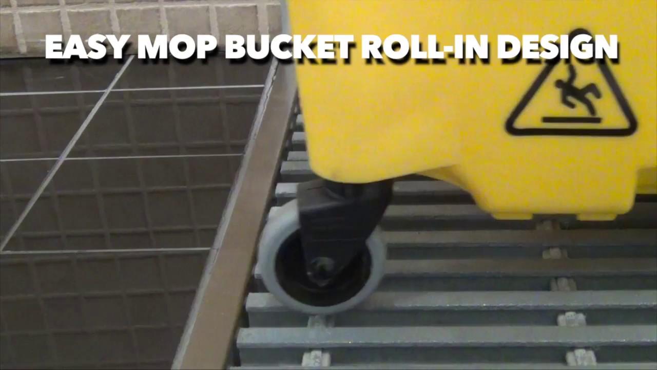 Advance Tabco Flush Floor Mop Sink