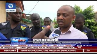 Kidnap Kingpin: Evans Leads Police To Detention Camps In Lagos